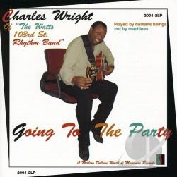 Wright, Charles - Going to the Party CD Cover Art
