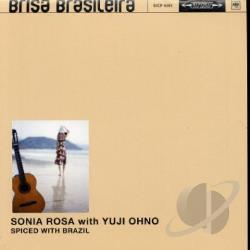Rosa, Sonia - Spiced with Brazil CD Cover Art