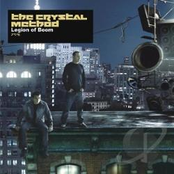 Crystal Method - Legion Of Boom CD Cover Art