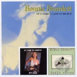 Bramlett, Bonnie - It's Time/Lady's Choice CD Cover Art