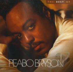 Bryson, Peabo - Best of Peabo Bryson CD Cover Art