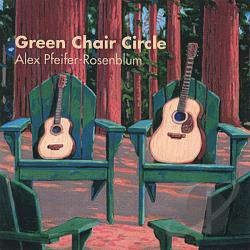 Pfeifer-Rosenblum, Alex - Green Chair Circle CD Cover Art