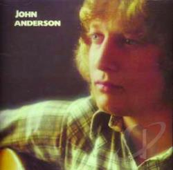 Anderson, John - John Anderson CD Cover Art
