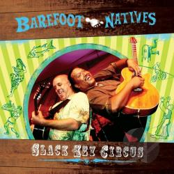 Barefoot Natives - Slack Key Circus CD Cover Art