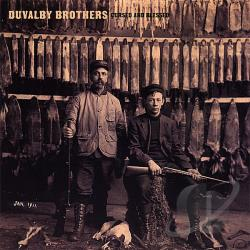 Duvalby Brothers - Cursed and Blessed CD Cover Art
