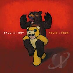 Fall Out Boy - Folie a Deux CD Cover Art