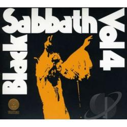 Black Sabbath - Black Sabbath, Vol. 4 CD Cover Art