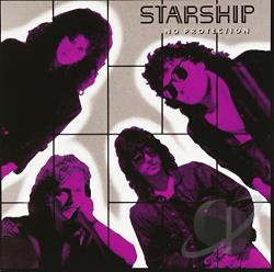 Starship - No Protection/Love Among The Cannibals CD Cover Art