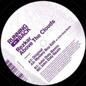 Rezkar - Above the Clouds LP Cover Art
