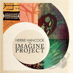 Hancock, Herbie - Imagine Project CD Cover Art