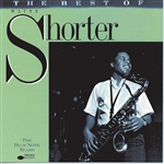 Shorter, Wayne - Best Of Wayne Shorter DB Cover Art