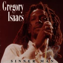 Isaacs, Gregory - Sinner Man CD Cover Art