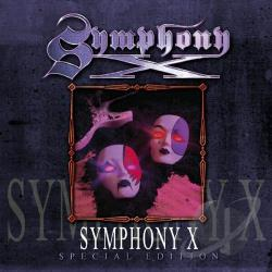 Symphony X - Symphony X CD Cover Art