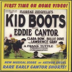 Cantor, Eddie - Kid Boots DVD Cover Art