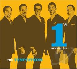 Temptations - Temptations: Number 1's CD Cover Art