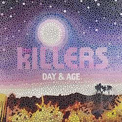 Killers (US) - Day & Age CD Cover Art
