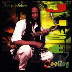Johnson, Jerry - Just Cooling CD Cover Art