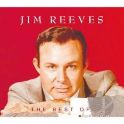 Reeves, Jim - Best of Jim Reeves CD Cover Art