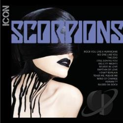 Scorpions - Icon CD Cover Art