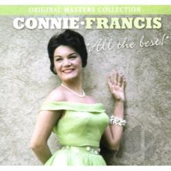 Francis, Connie - Connie Francis CD Cover Art