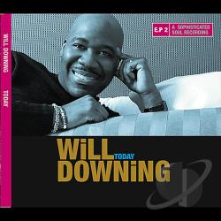Downing, Will - Today CD Cover Art