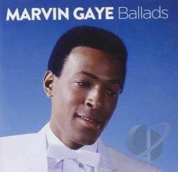 Gaye, Marvin - Ballads CD Cover Art