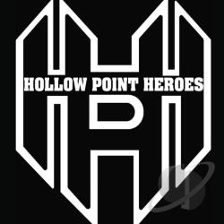 Hollow Point Heroes CD Cover Art