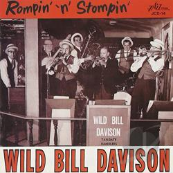 Davison, Wild Bill - Rompin' 'n' Stompin' CD Cover Art