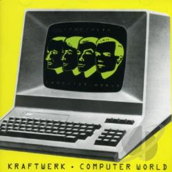 Kraftwerk - Computer World CD Cover Art