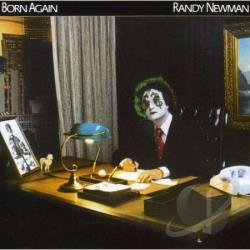 Newman, Randy - Born Again CD Cover Art