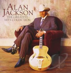 Jackson, Alan - Greatest Hits Collection CD Cover Art