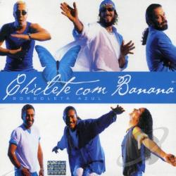 Chiclete Com Banana - Borboleta Azul CD Cover Art