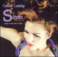 Lemley, Quinn - Sirens CD Cover Art