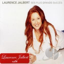 Jalbert, Laurence - Ses Plus Grand Succes CD Cover Art