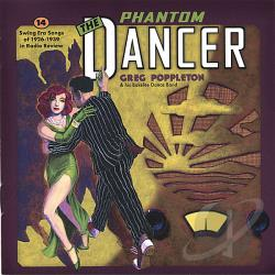 Poppleton, Greg - Phantom Dancer CD Cover Art