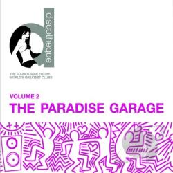 V2 Discotheque: Paradise Garag CD Cover Art