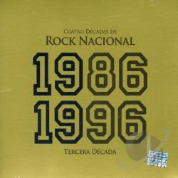 4 Decadas De Rock Nacional 198 CD Cover Art