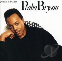 Bryson, Peabo - Quiet Storm CD Cover Art