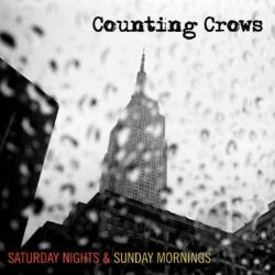 Counting Crows - Saturday Nights & Sunday Mornings CD Cover Art