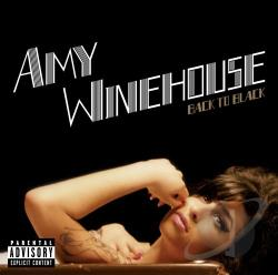 Winehouse, Amy - Back to Black LP Cover Art