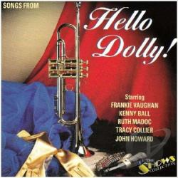 Songs from Hello Dolly! CD Cover Art