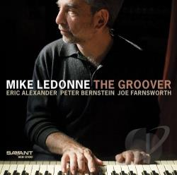 LeDonne, Mike - Groover CD Cover Art