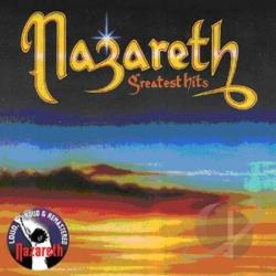 Nazareth - Greatest Hits CD Cover Art