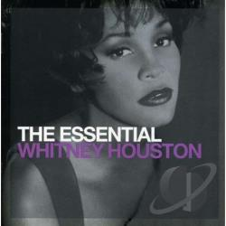 Houston, Whitney - Essential CD Cover Art