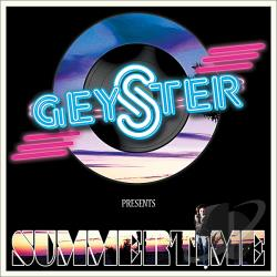 Geyster - Summertime CD Cover Art