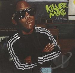 Killer Mike - R.A.P. Music CD Cover Art