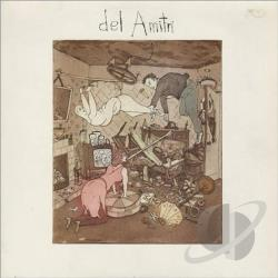 Del Amitri - Del Amitri CD Cover Art