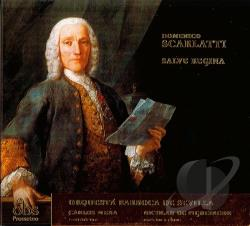 Orquestra / de Figueiredo:cnd - Domenico Scarlatti: Salve Regina CD Cover Art