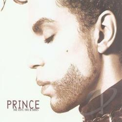 Prince - Hits/The B-Sides CD Cover Art