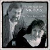 Nichols, Morning & J - Save Your Love For Me CD Cover Art